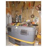Hand tools incl. screwdrivers