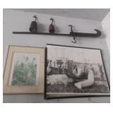Vintage photos, scale, etc.