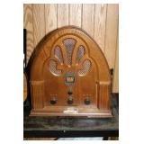Dome radio