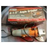 Chicago 4 ½ Angle Grinder