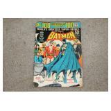 vintage super hero- Batman