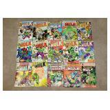 Marvel Hulk Comic books