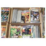 Many Comics still in plastic