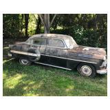 1953 Chevy Bel Air Classic Car