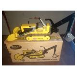 Tonka Toy Trencher No. 2534 in box
