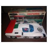 NIB Batt op Chaparral 2F race car
