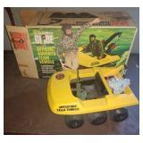 Vintage GI Joe Adventure Team Vehicle w/ box