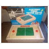 Elec Magic Tennis Game w/ box