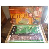 Pro Stars Elec Football game w/ box - Tom Matte, Charley Tayler, Jim Hart