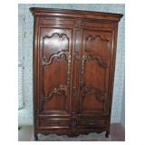 close up of Armoire