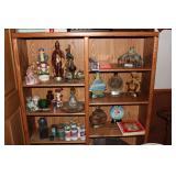 whisky bottles & bar items