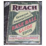 1908 Reach Baseball Guide