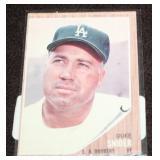 1962 Topps Duke Snider