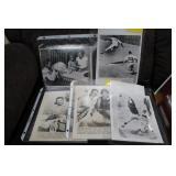 vintage baseball wire photos