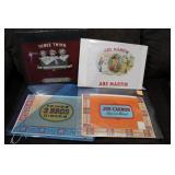 Cigar box labels