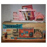 Remco Showboat Toy with box