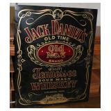 Jack Daniels Old Time #7 Tennessee Whiskey sign
