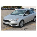 UM# 267 2015 Ford Focus Sedan w/ 31,268 Miles