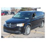 Lot #46 (UM#537) 2016 Dodge Grand Caravan- 70,464K