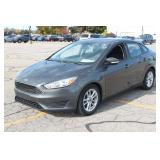 UM# 138 2015 Ford Focus Sedan w/ 20,473 Miles