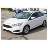 UM# 325 2015 Ford Focus Sedan w/ 66,331 Miles