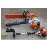Stihl Saw, Blower, Whip