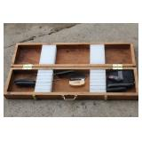 Butcher Knife set