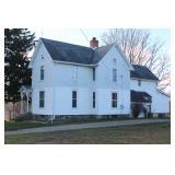 Historic 5 Bedroom, 2 Bath, Farm Home on 16.32 Acres in Ann Arbor with Barns - 12 Tillable