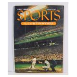 #577 1954 1st Issue Sports Illustrated - Jackie Robinson