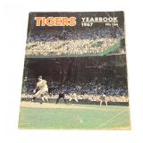 #550 1967 Tigers Yearbook signed by Norm Cash