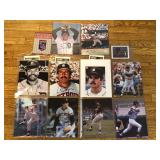 #605 1984 Tigers Signed lot incl. Evans, Rozma
