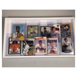 #607 Autographed Tiger Cards incl. Lolich, Kaline,