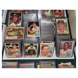 #613 1961 Topps Partial Set incl. some stars VG+