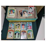 #617 Near Complete Set of 1972 Topps incl. Most Stars- VG-X