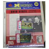 Michigan Programs and Cards