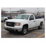 UM# 1010 - 2008 GMC 2500 4x4 Pickup w/ 87,252 Mile