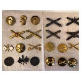#478 Close up of pins