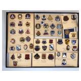 #480 Large Enamel Battalion enamel pin lot