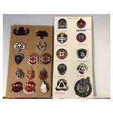 #482 US Army Recruiter Badge