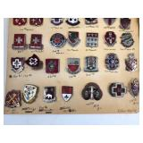 #483 Excellent collection of pins