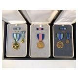 #496 Joint Service Commendation Medal, Soldiers Medal, etc.
