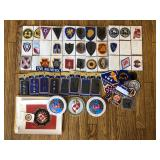 #506 Patches Spread out