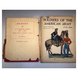 #516 Heroes US Marine Corp 1861-1955 & Soldiers of the American Army