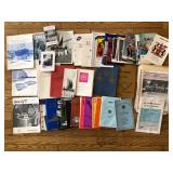 #523 Large Military insignia and identification book