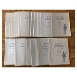 #524 Military Collector and Historian book lot