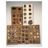 #482 Military Medical Hospital Pins lot