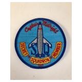 #503 Captain Midnight Secret Squadron Member 1989 patch