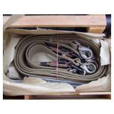 Includes tube extensions, ropes & stakes plus canvas cased tripod and instructions