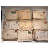 Approx. 300+ WWI Letters between Mr. and Mrs Venella.