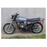 1978 Moto Morini 500 w/ 33 miles